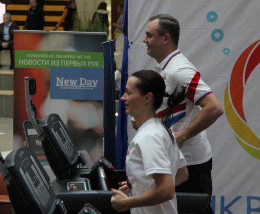 В Волгограде состоялся забег на 400 км