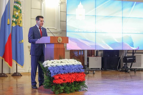 А. Жилкин подвел итог 2015 г