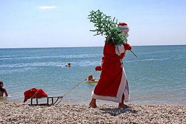 Новогодние праздники: Сочи или Крым?