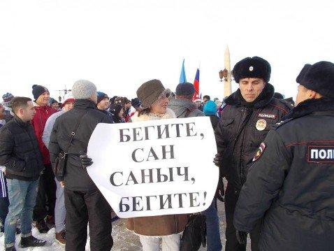 Губернатор Астраханской области 1 января совершил утренний