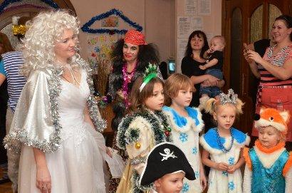Дети из Донбасса приехали на зимние каникулы в Ростов