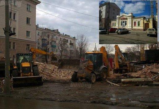 В 2015 г Ростовская область лишилась  трех памятников архитектуры