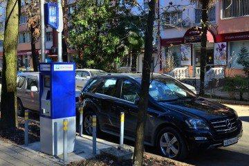 Работа паркоматов в Сочи приостановлена на 1,5 месяца