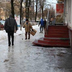 Инновационные методы борьбы с гололёдом опробовали в Волгограде
