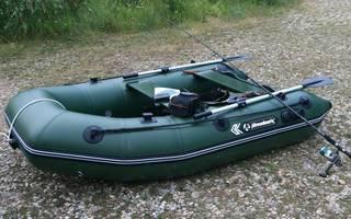 Надувные лодки ПВХ и их преимущества