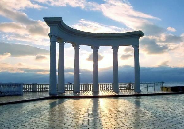 Алушта - недорогой отдых у моря