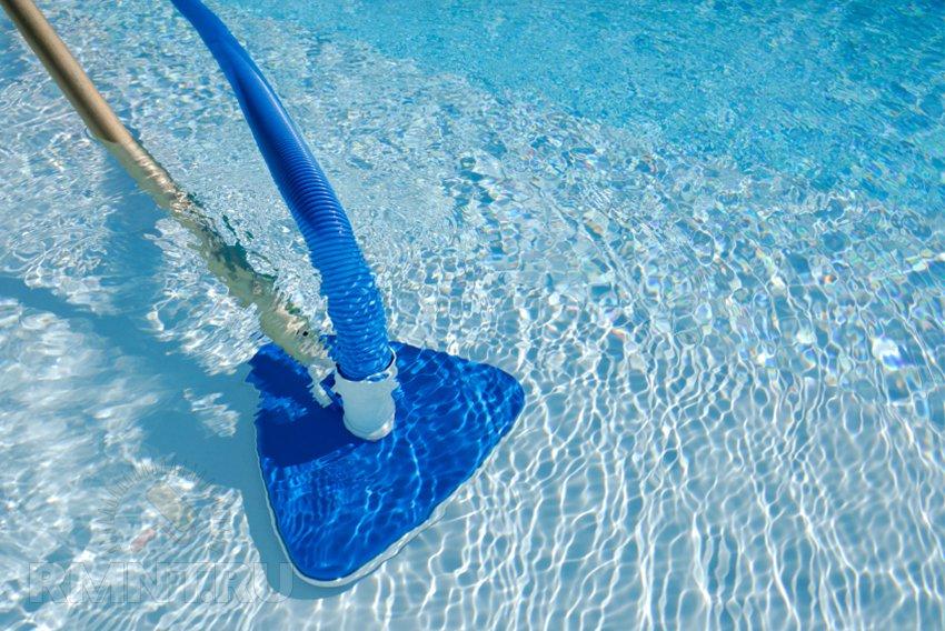Правильный уход за бассейном: рекомендации