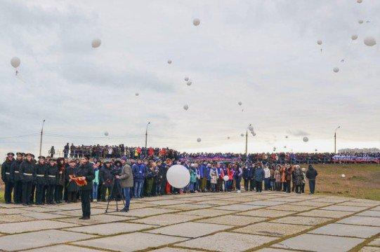 На Малой Земле почтили солдат, погибших освобождая Новороссийск