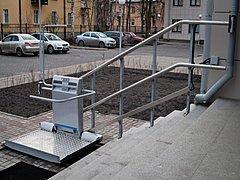 Детские сады и парки Волгограда адаптируют к потребностям инвалидов