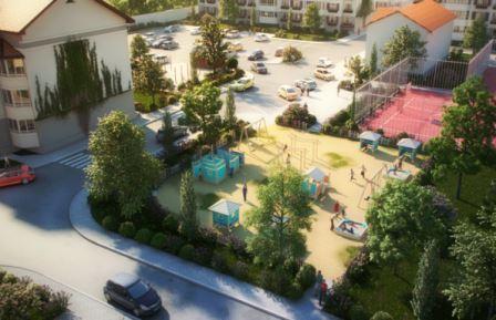 В Краснодаре строительству «мешают» детские сады