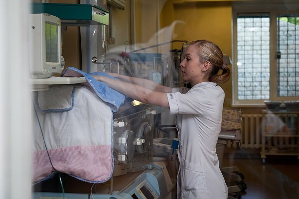 Волгоградский областной перинатальный центр внедрил новый метод сохранения беременности