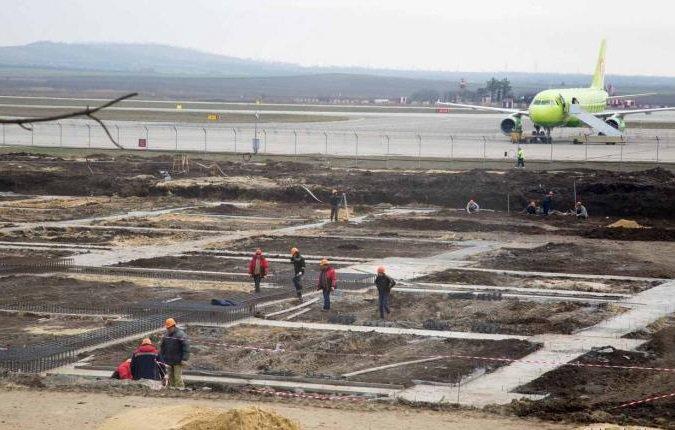 В Анапе готовятся к строительству нового аэропорта