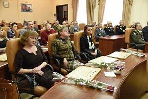 Астрахань отметила День защитника Отечества