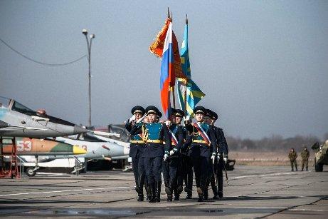 На 75-летии Армавирского ВВАУЛ состоялось авиашоу