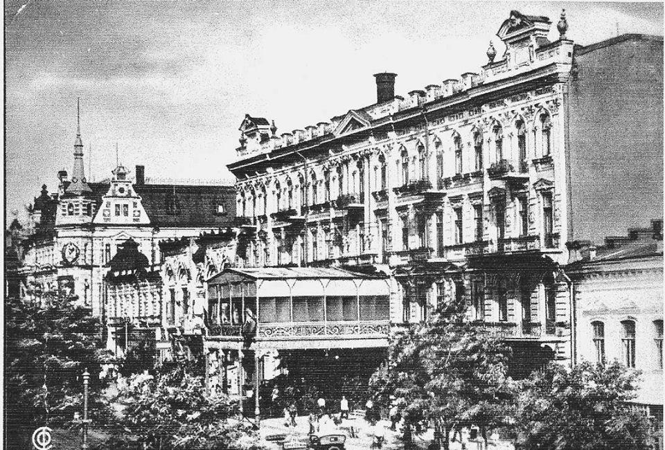 Ростовской гостинице «Московская» предстоит реконструкция