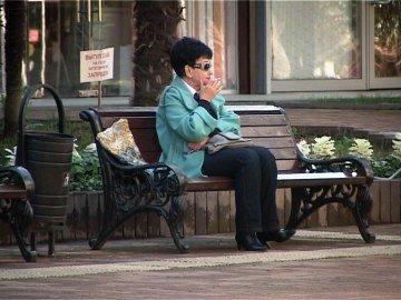 В Сочи начнут жестко бороться с курением