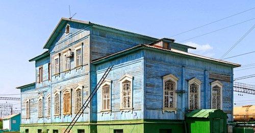 В Волгограде пытаются остановить снос здания вокзала ст. Гумрак