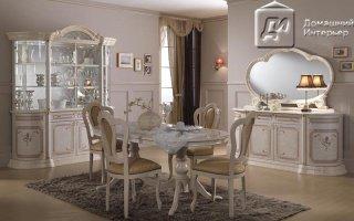 Мебель в классическом стиле от компании МДЧ