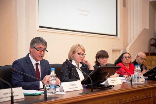 Комитет культуры Волгоградской области подвел итоги 2015 г.