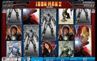 Обзор игрового автомата The Iron Man 2