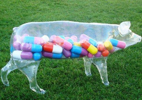 Астраханские ученые нашли в продуктах антибиотики