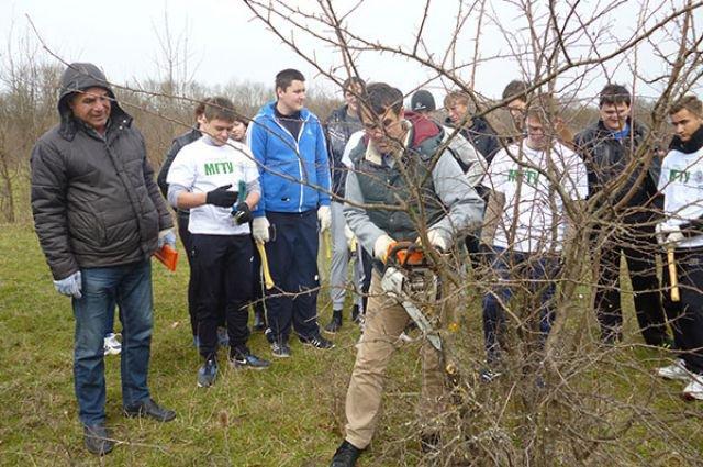 В восстановлении черкесских садов в Адыгее помогут добровольцы