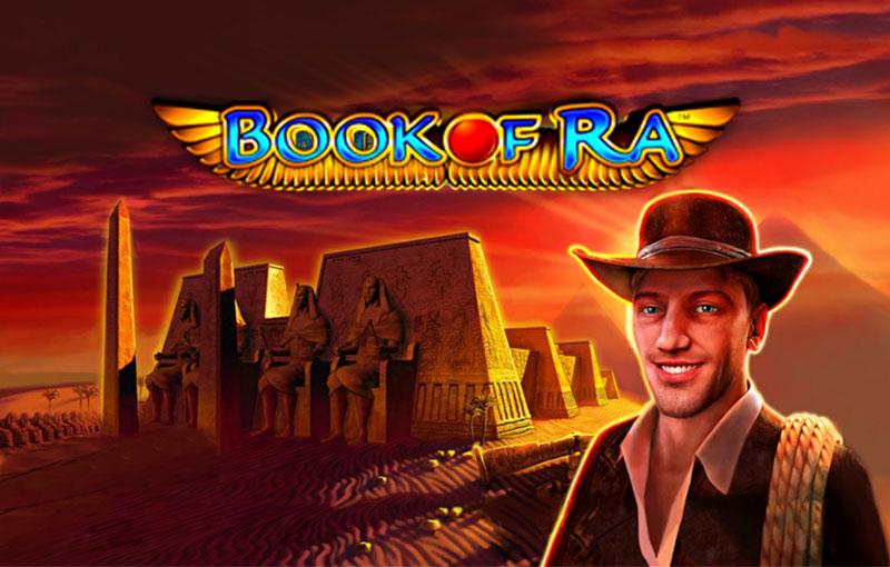 Игровой автомат Book of Ra: бесплатно или на деньги?