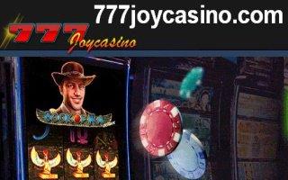 Игровые автоматы на 777joycasinocom