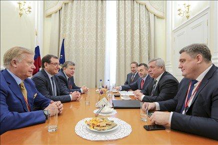 Инвестиционный потенциал Ростовской области представили в Москве