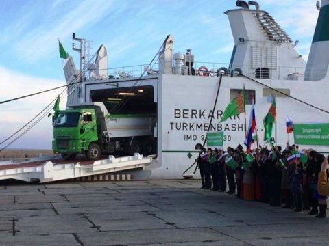 Астраханская область и Туркменистан налаживают экономические и туристические связи