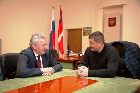 Волгоградская область впервые стала участником всех дорожных программ