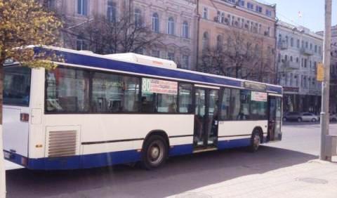 Новые ростовские автобусы не прошли испытания апрельской жарой