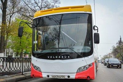 В Ростове презентовали волгоградские автобусы