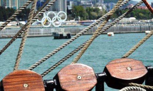 В акватории Сочи участились случаи нарушения правил выхода судов в море