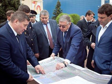 1 июня начнет работу взлетно-посадочная полоса волгоградского аэропорта