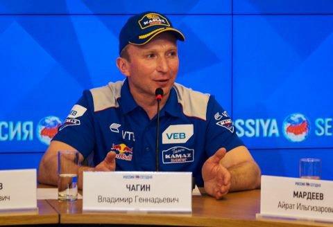 В Астрахани стартовал этап чемпионата страны по ралли-рейдам