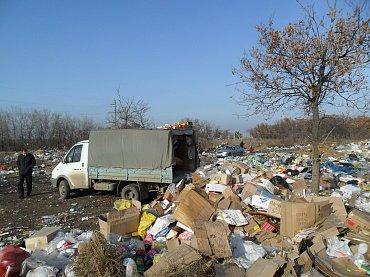 По результатам операции «Отходы» в Волгоградской области обнаружено почти 600 несанкционированных свалок