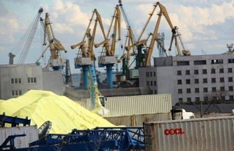 Новороссийский морской торговый порт вложит в  модернизацию 35 млрд руб.