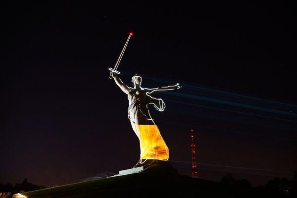 Волгоград празднует День Победы: музыкальный фестиваль и «ожившая» панорама Сталинградской битвы