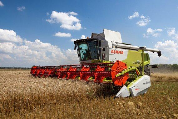 Немецкая компания Claas инвестирует 750 миллионов рублей в свой краснодарский завод по производству сельхозтехники