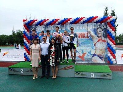 В Волгограде закончились Всероссийские соревнования на