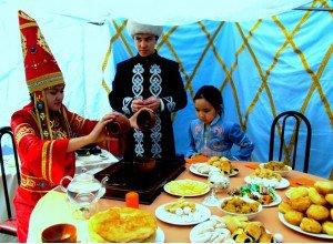 День калмыцкого чая отметили жители Калмыкии