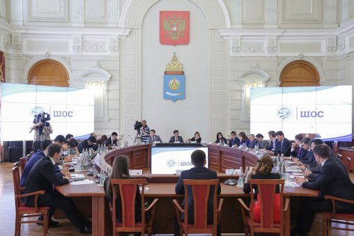 В Астрахани прошло заседание молодежного совета ШОС