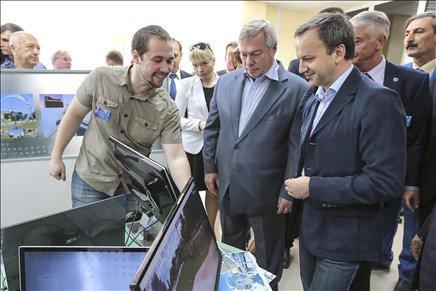 В Ростовской области открылся технопарк для начинающих бизнесменов