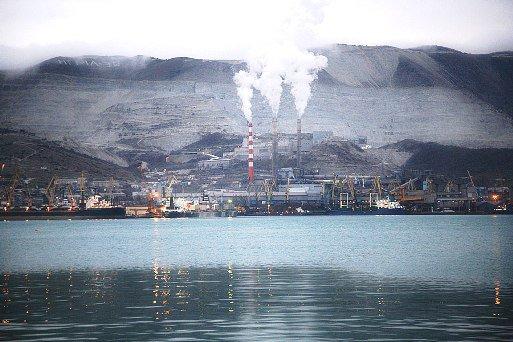 По количеству вредных выбросов в воздух Новороссийск находится на 45 месте