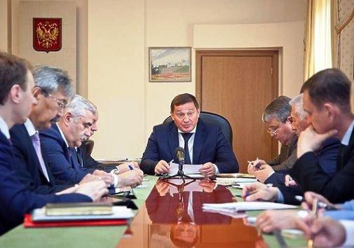 А. Бочаров признал работу городских властей Волгограда неудовлетворительной