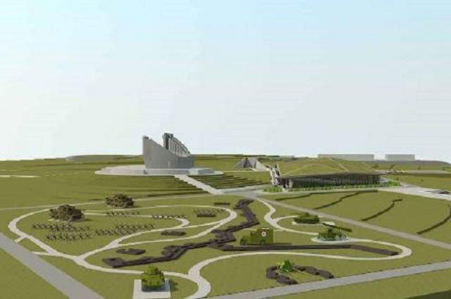Стартовал конкурс на проект музейного комплекса «Самбекские высоты» в Ростовской области