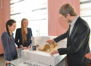 Студенты волгоградского архитектурного вуза примут участие в проектировании городских объектов