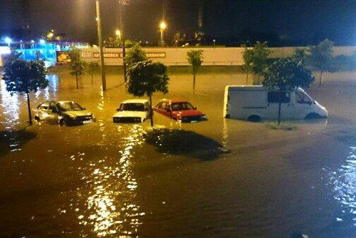 Краснодарский край может уйти под воду