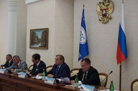 В Сочи встретились руководители чрезвычайных служб ОЧЭС